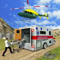 City Helicopter Extreme Rescue Flight