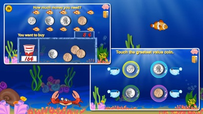 Amazing Coin - Kids Money Learning Counting Games