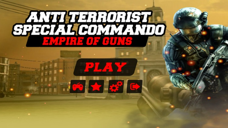 Anti Terrorist Special Commando screenshot-0