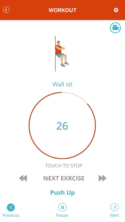 7-Minute Workout screenshot-4