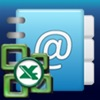 ExcelContacts Backup & Export Excel Outlook Gmail