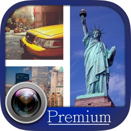 New York Photo Grid & stickers for collages – Pro