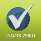 ISO 29001 audit icon