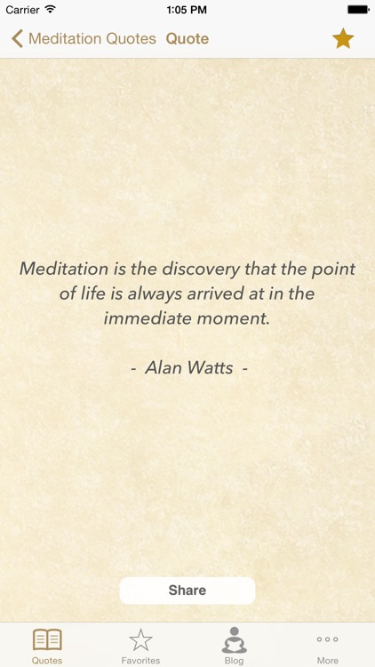 Meditation Quotes screenshot-0