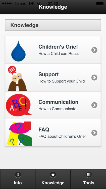 Kids' Grief screenshot-1
