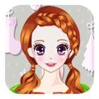ファッションスタークリスマスドレスアップ - 無料シフォンゲーム icon