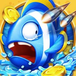 深海猎鱼—热门电玩街机捕鱼合集
