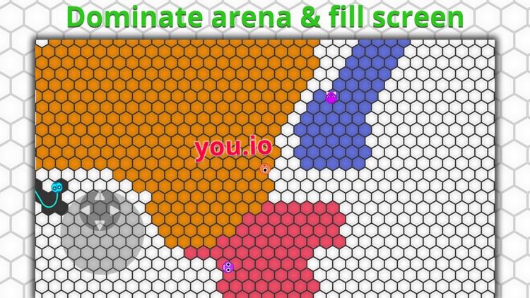 hex.io - superhex io game screenshot-4