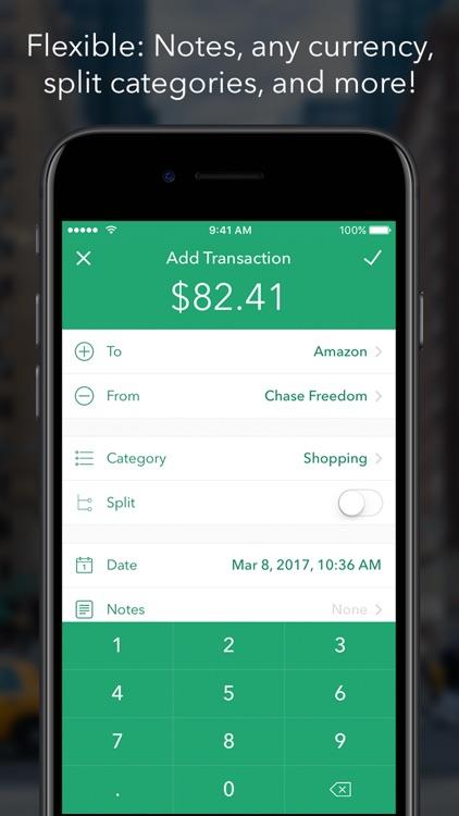 DashFlow Money Tracker screenshot-4