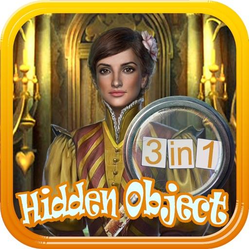 Find Jewels - Hidden Object Treasures