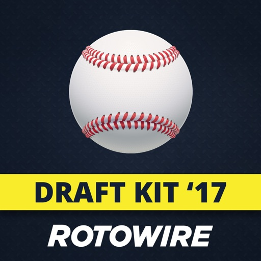 RotoWire Fantasy Baseball Draft Kit 2017 icon