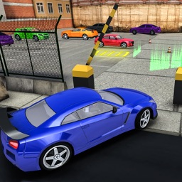 Racing Car Driving Simulator City Driving Zone
