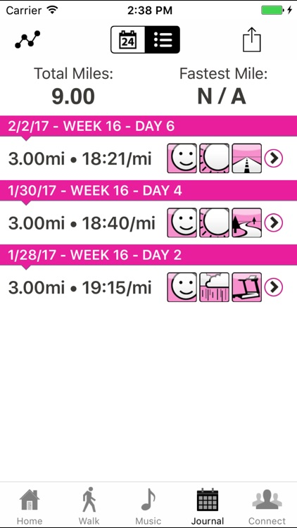 Susan G. Komen 3-Day® 16-Week screenshot-3