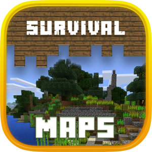 Maps for Minecraft -Survival for PE Pocked Edition app