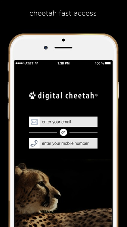 Cheetah screenshot-0
