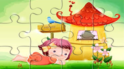 Jigsaw Puzzle Kids - Game to train your brain