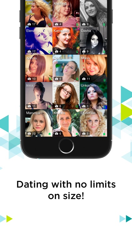 Сurvy beauties: Dating & Chat