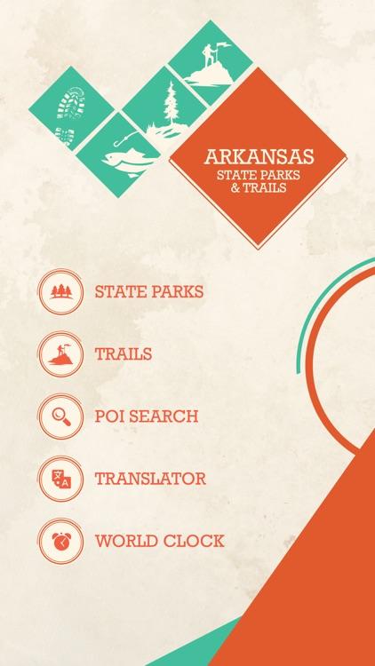 Arkansas State Parks & Trails