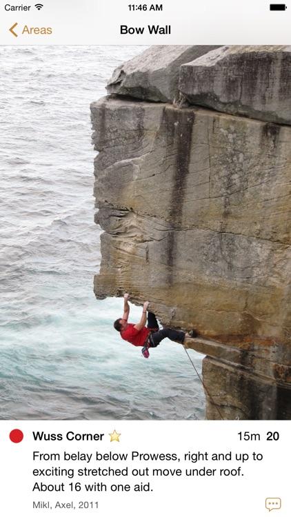 Sydney Climbing Guide screenshot-3