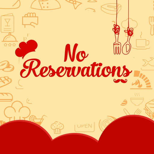 No Reservations Restaurants