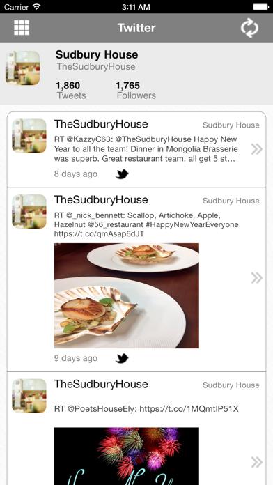 Sudbury House Hotel screenshot two