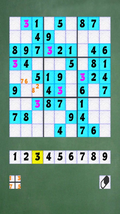 Sudoku English screenshot-3