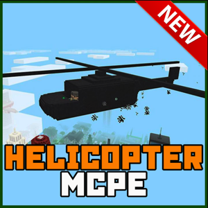 Helicopters Addons for Minecraft PE Pocket Edition app