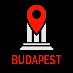 Budapest Travel Guide Monument Tracker Offline Map