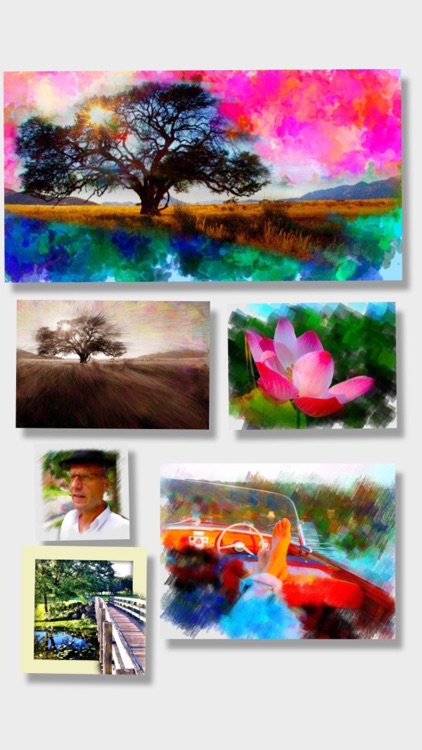 PhotoViva - Paintings from your photos! screenshot-0