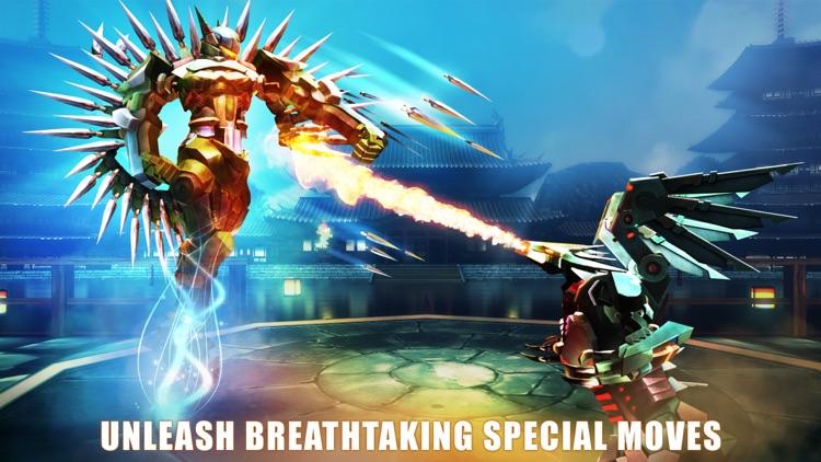 Ultimate Robot Fighting screenshot-4