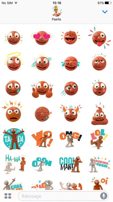 Morph Stickers screenshot 1