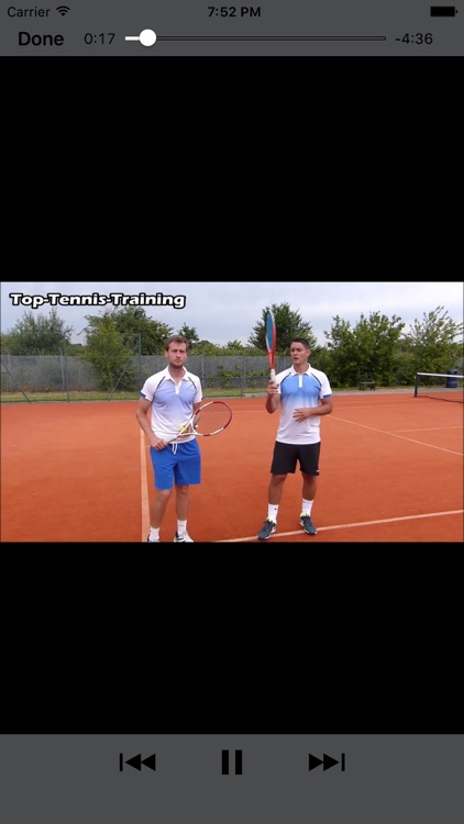 Tennis Training and Coaching PRO screenshot-3