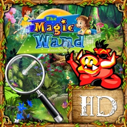 Magic Wand Hidden Object Games