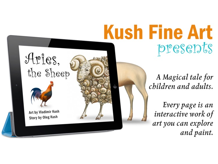 Aries the Sheep For Collectors
