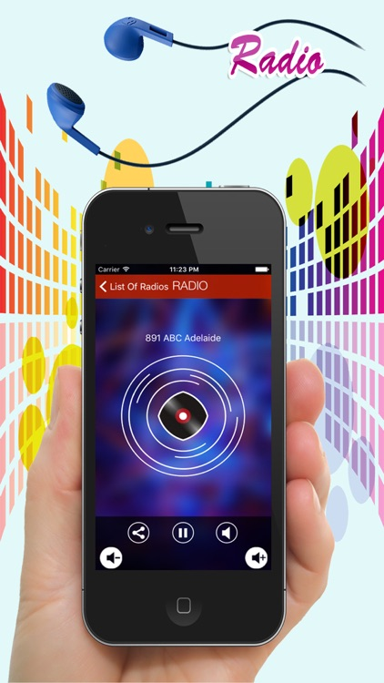 Adelaide Radios - Top Stations Music Player FM/AM