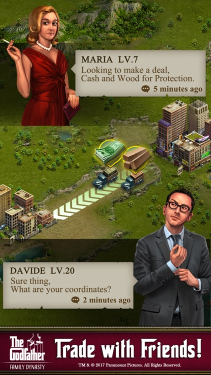 The Godfather Game screenshot-3