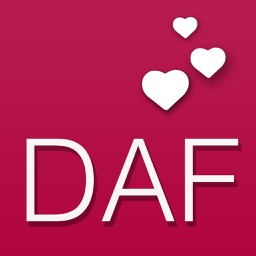 DAF - Dating App for Adults, Flirt & Match Hooked