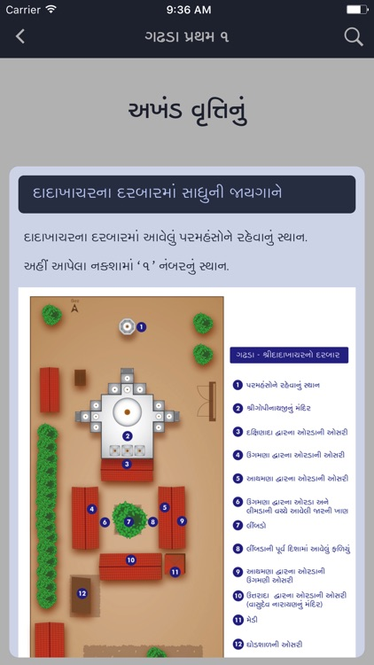Vachanamrut Study App screenshot-3