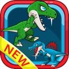 jeux de dinosaur gratuit - dinosaur hunter islande icon