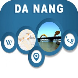 Danang Vietnam Offline City Maps Navigation