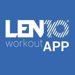 Len10 Workout App - Fitness for Kitesurfing