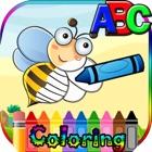 ABC Animal para colorear y vocabulario icon