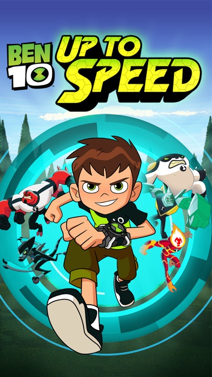 Ben 10: Up to Speed screenshot-4