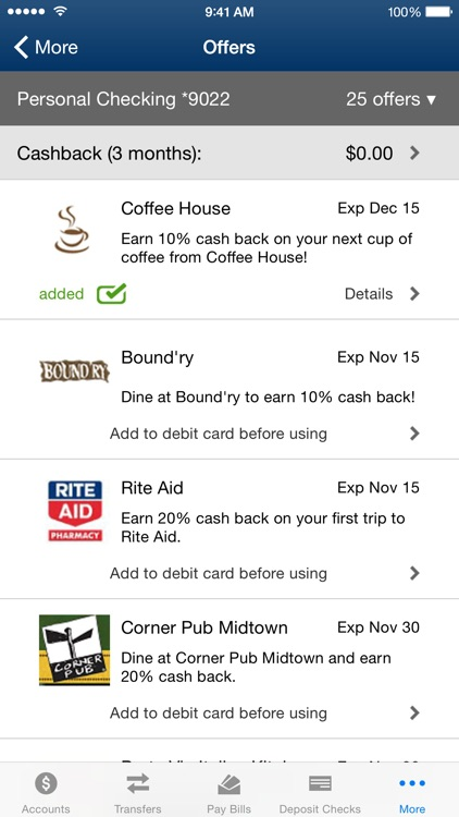 Service Credit Union Mobile Banking screenshot-4
