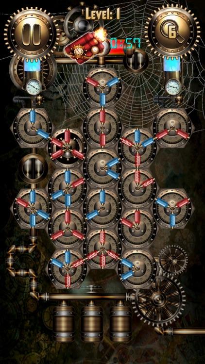 Mechanicus logic brain puzzle