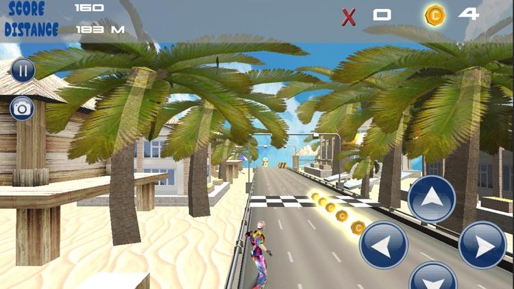 Skating Game 3D Free 2017 screenshot-3