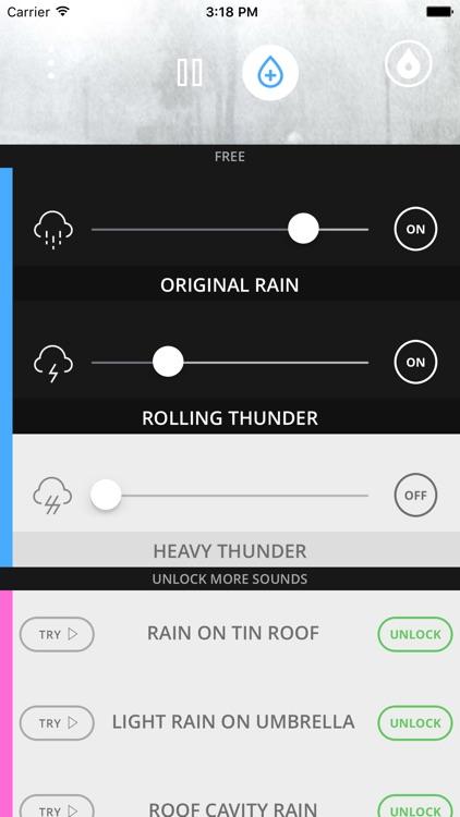 Raining.fm Official App screenshot-4