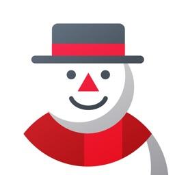 Holiday Emoji Plus