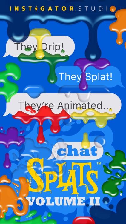 Chat Splats II
