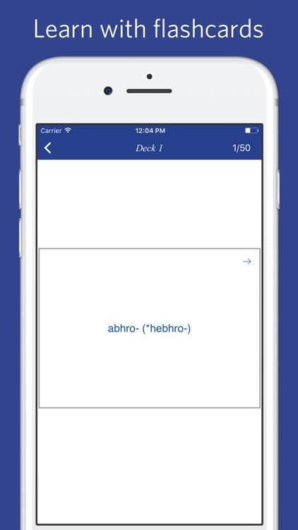 Proto Indo European etymological dictionary screenshot-4